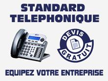 devis standard téléphonique